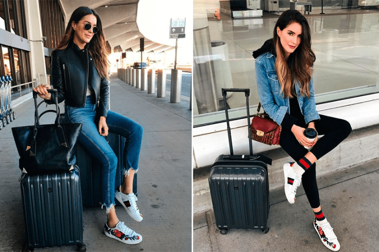 outfits viajes - Viajar con tus mejores outfits